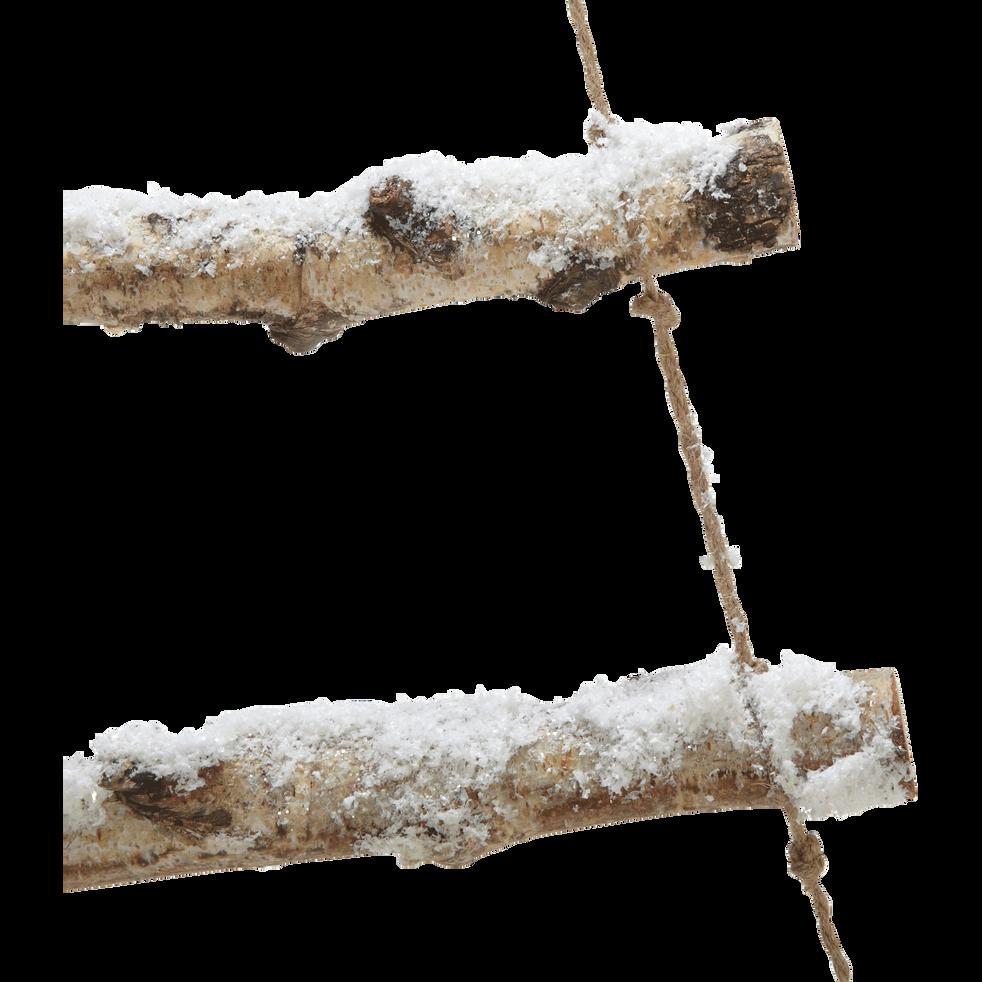 Sapin en bouleau à suspendre H90cm-SAIDA