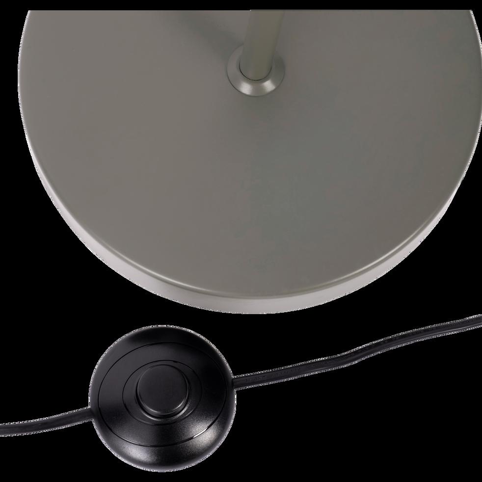 Lampadaire en métal cèdre H117cm-JERSEY