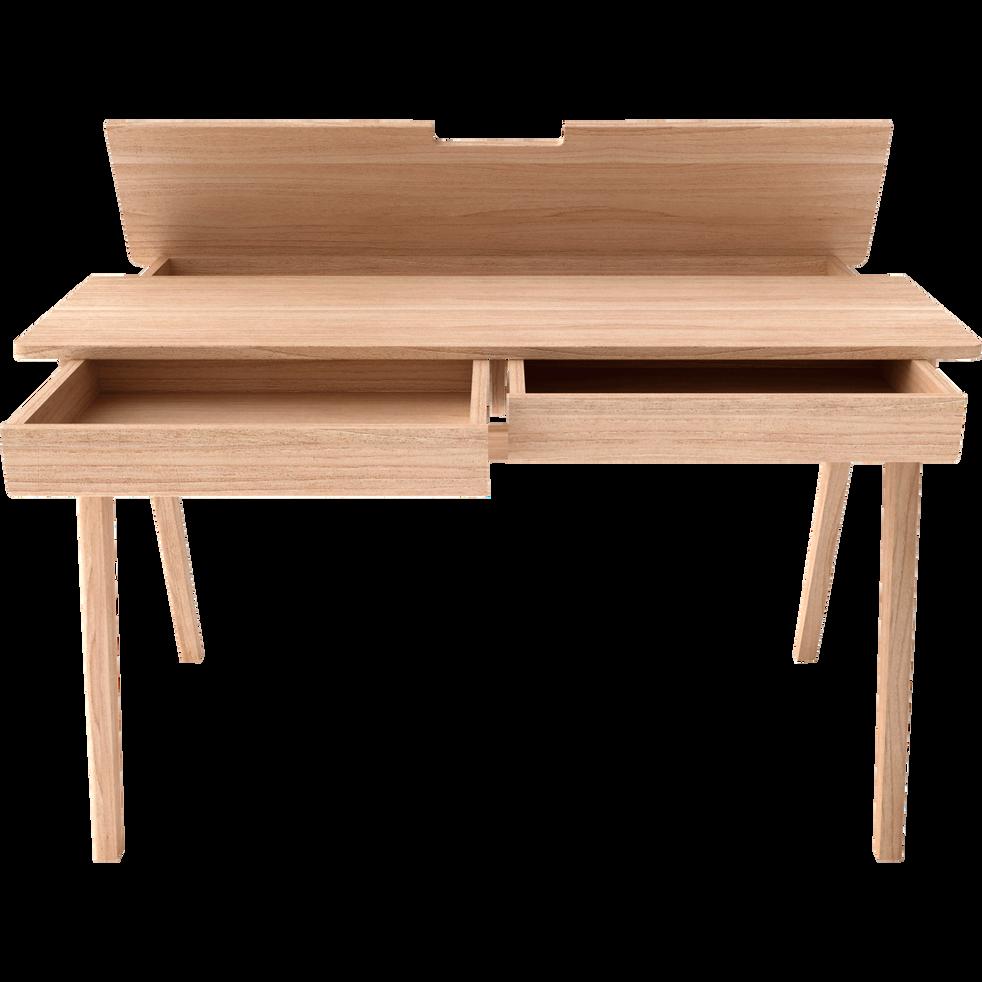bureau avec tiroirs et plateau relevable student bureaux alinea. Black Bedroom Furniture Sets. Home Design Ideas