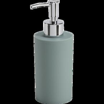 Distributeur de savon vert céladon-SOLY