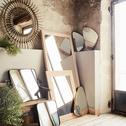 Miroir en hêtre 70x150cm-DELPHINE