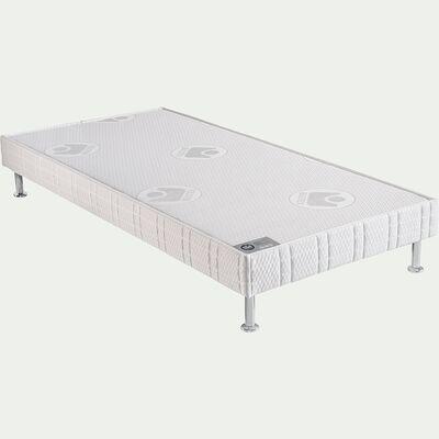 Sommier tapissier Bultex 2x100x200cm H14 cm-IDEAL