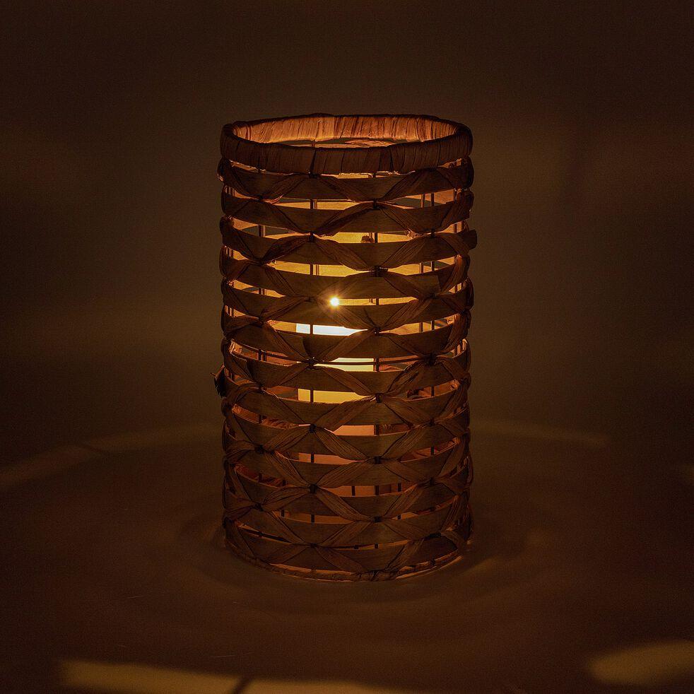 Photophore en sapin H30cm-Makati