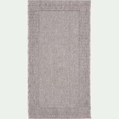 Tapis intérieur et extérieur - gris 160x230cm-Kelly