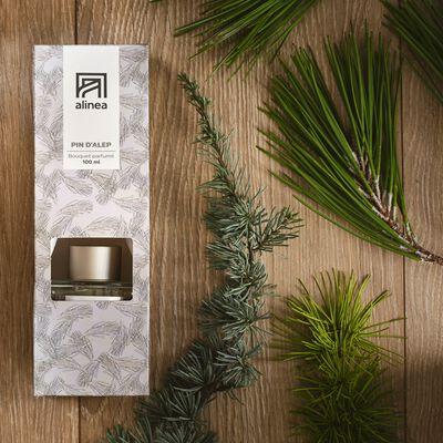 Diffuseur de parfum senteur Pin d'Alep 100ml-PIN D ALEP