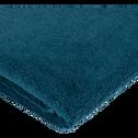 Drap de bain en coton 100x150cm bleu figuerolles-AZUR