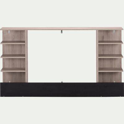 Tête de lit rangeante pour lit Castel - L160 cm-CASTEL