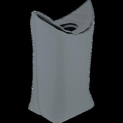 Panier de rangement pliable gris-GWEN