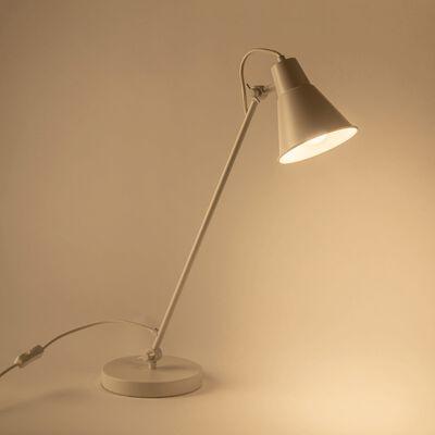 Lampe à poser en métal - H65cm blanc-BEYA