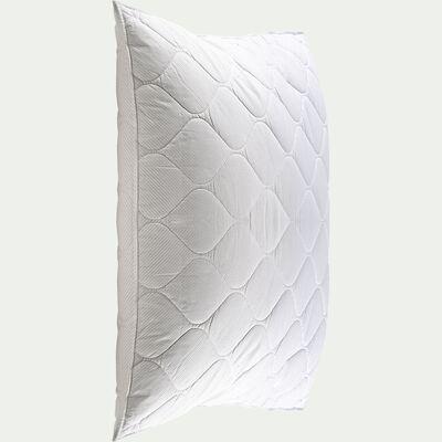 Oreiller ferme en polyester et coton - 65x65cm-FAEL