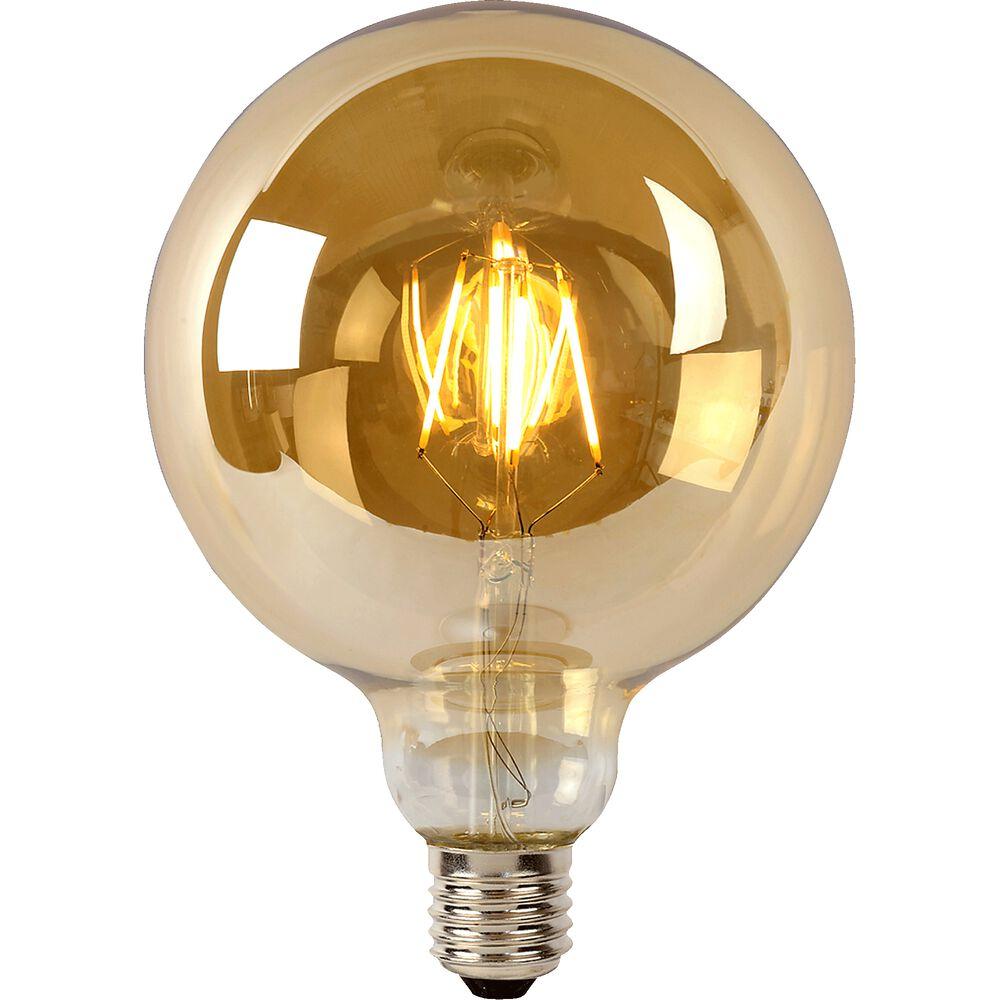 Ampoule décorative à filament forme globe...