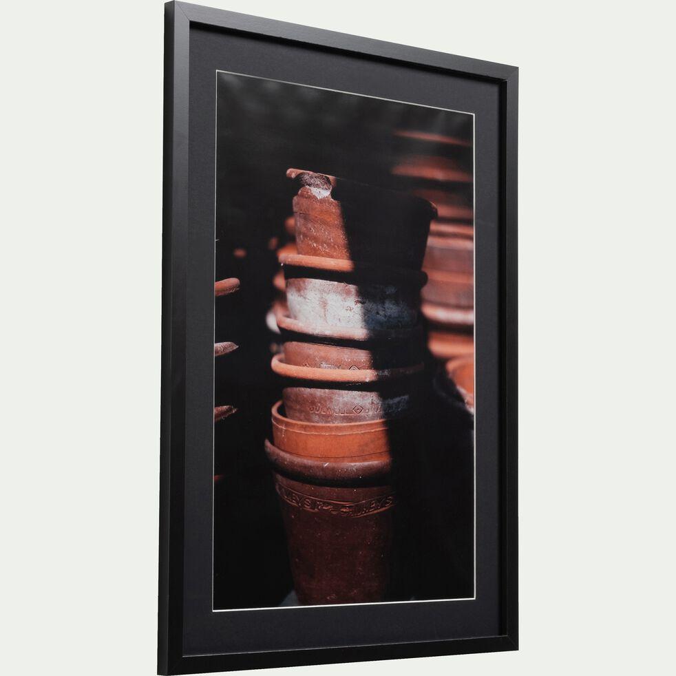 Image encadrée 50x70cm-TERRA