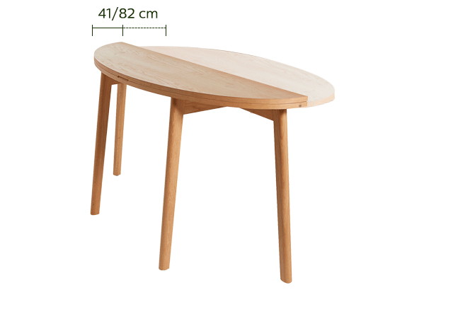 Table console - 2 à 6 places-ORIGAMY