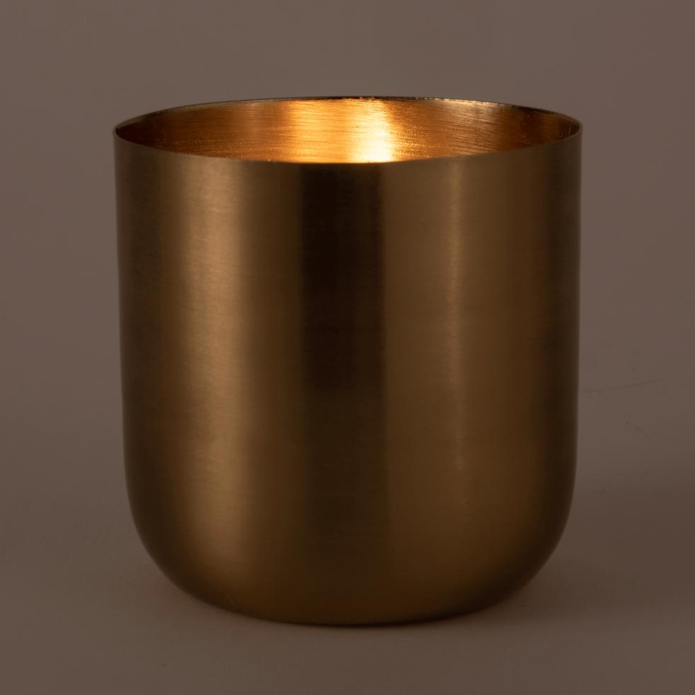 Bougie dorée (plusieurs tailles)-EPSILON