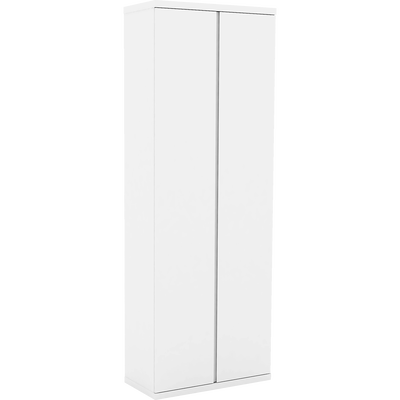 Caisson 2 portes blanc 75x200cm-LORENA