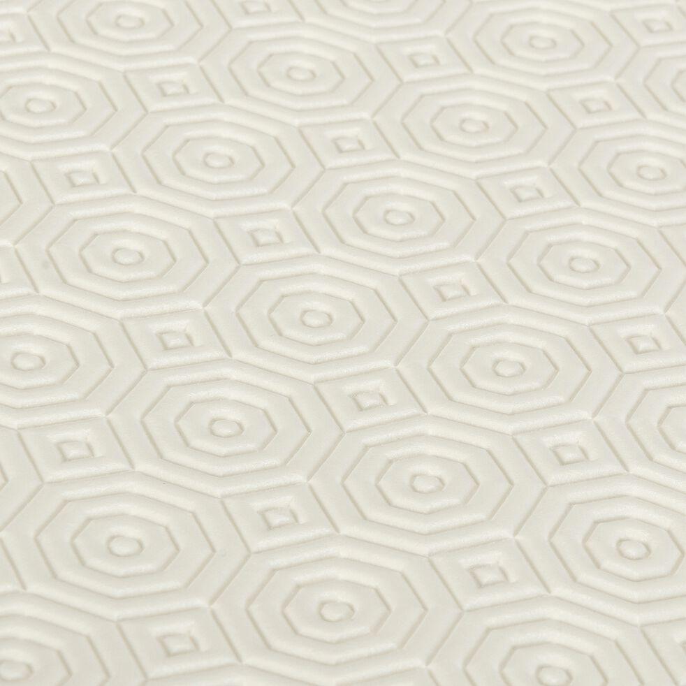 Protège table en plastique 145x145cm-CHARLES