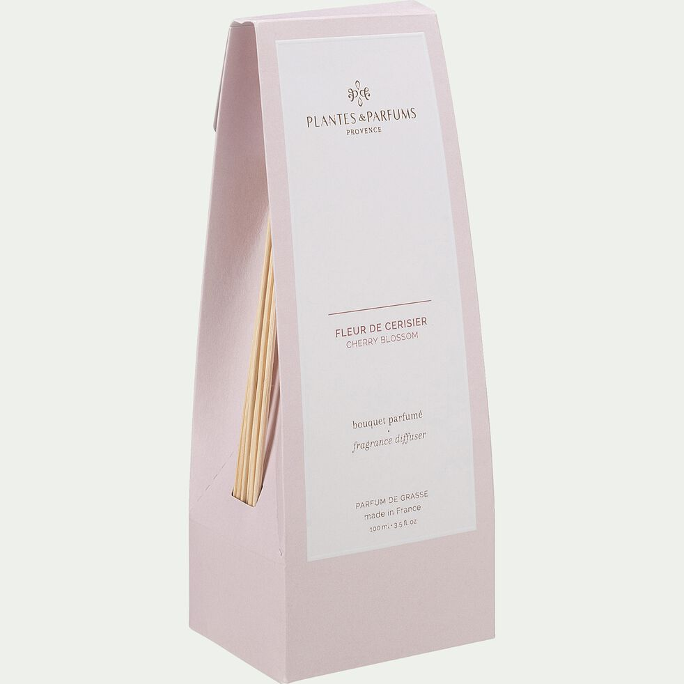 Diffuseur de parfum senteur Fleur de Cerisier 100ml-FLEUR DE CERISIE