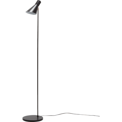 Liseuse en métal noir H150cm-ELISE