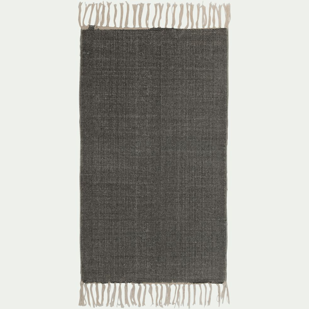 Descente de lit lirette - gris restanque 50x80cm-ARTUS