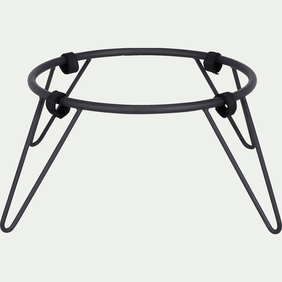 Pied pour fauteuil - noir-Chikka