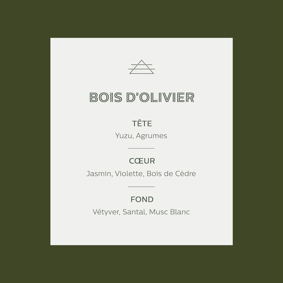 Recharge pour diffuseur senteur Bois d'Olivier 200ml-BOIS D'OLIVIER