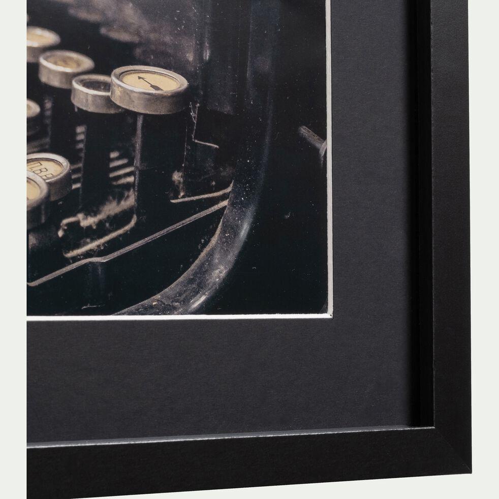 Image encadrée 30x40cm-RIAUX