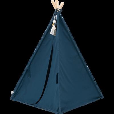 Tente tipi bleu figuerolles-ROCHELLE