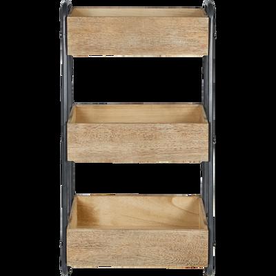 panier de rangement panier en tissu petit rangement alinea. Black Bedroom Furniture Sets. Home Design Ideas