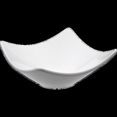 Assiette creuse en porcelaine qualité hôtelière-Queen