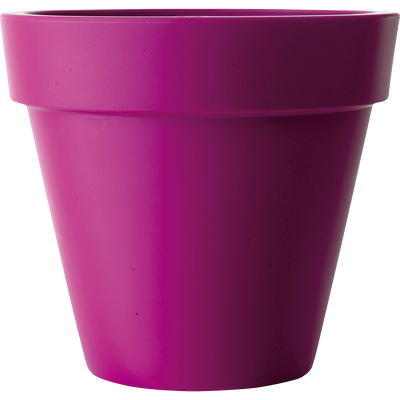 Cache-pot Elho rose en plastique H89xD100cm-PURE