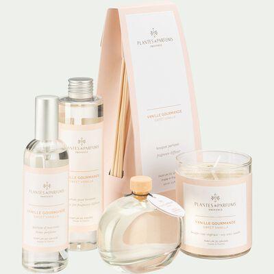 Bougie parfumée Vanille Gourmande 180g-VANILLE GOURMAND