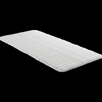 Surmatelas imperméable Alinéa 2 cm - 90x200 cm-GLYCINE