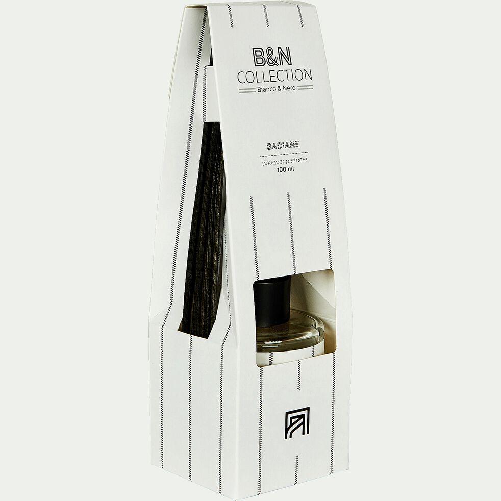 Diffuseur de parfum bois de cade 100ml-BIANCO ET NERO