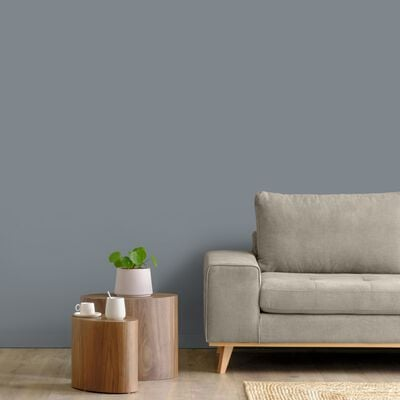Peinture acrylique mate multi-supports - gris restanque 1L-PEINTURE