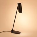 Lampe en métal noir H53cm-HESTER