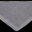 Tapis de bain 50x70cm gris restanque-ESCAPADE