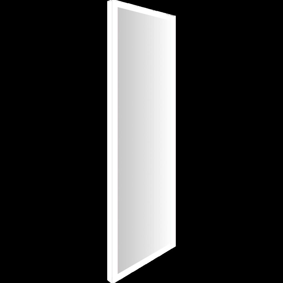 Miroir blanc 30x120cm-HAPA
