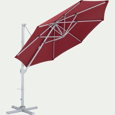 Parasol déportée rouge D3m-ROMA