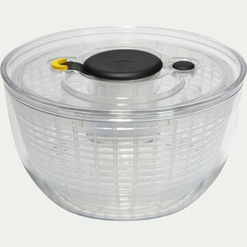 Essoreuse à salade en plastique D21 cm - transparent-OXO