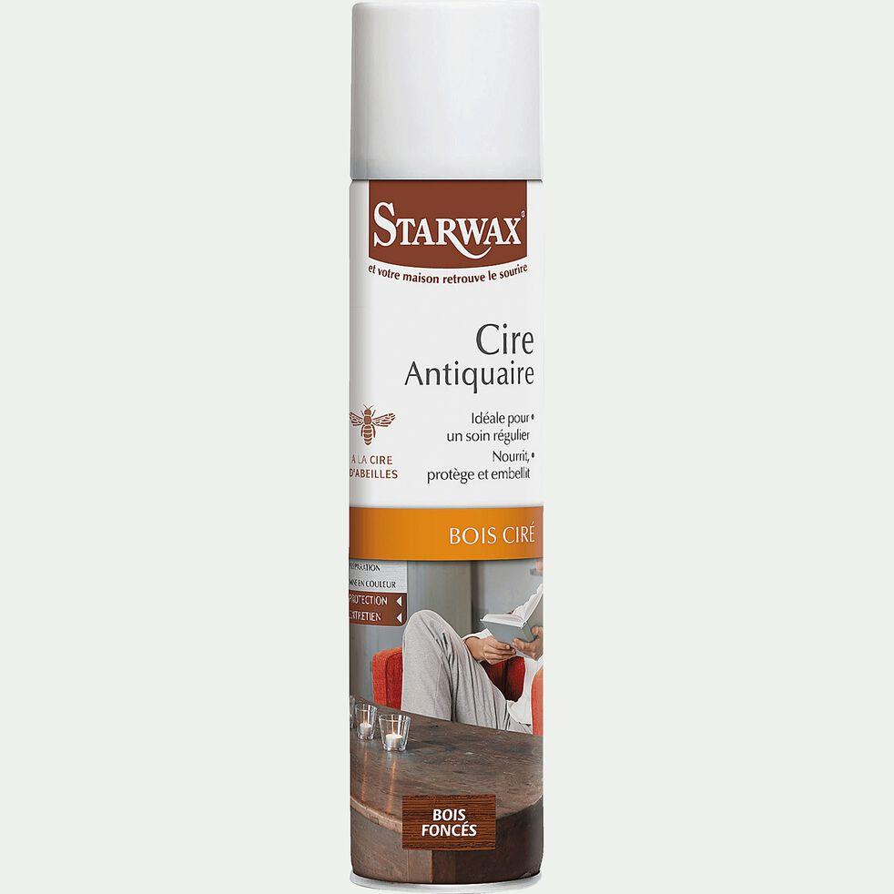 Cire antiquaire pour bois foncé 300ml-Starwax