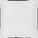 Lot de 2 taies oreiller 65x65cm blanc-CALANQUES