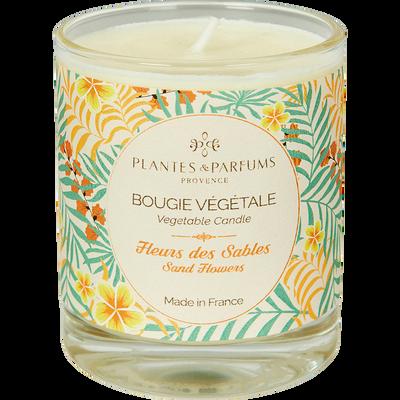 Bougie parfumée Fleurs des Sables 75g-Fleurs des sab.