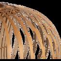 Suspension en bambou D50xH25cm-FATSIA