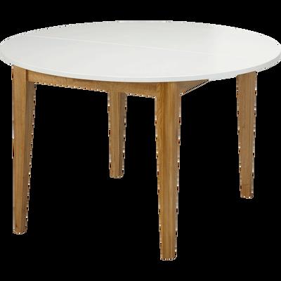 tables rondes soldes alinea. Black Bedroom Furniture Sets. Home Design Ideas