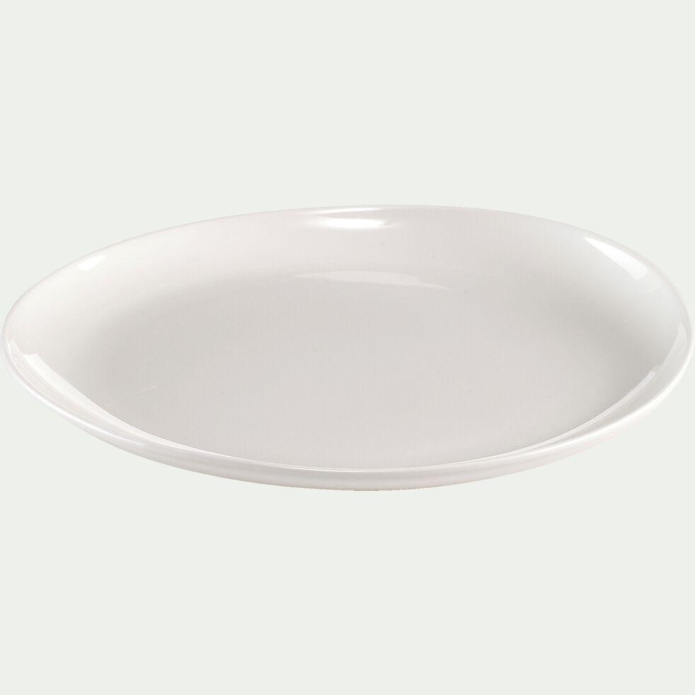 Assiette à pain en porcelaine légère qualité hôtelière D17cm-SENANQUE