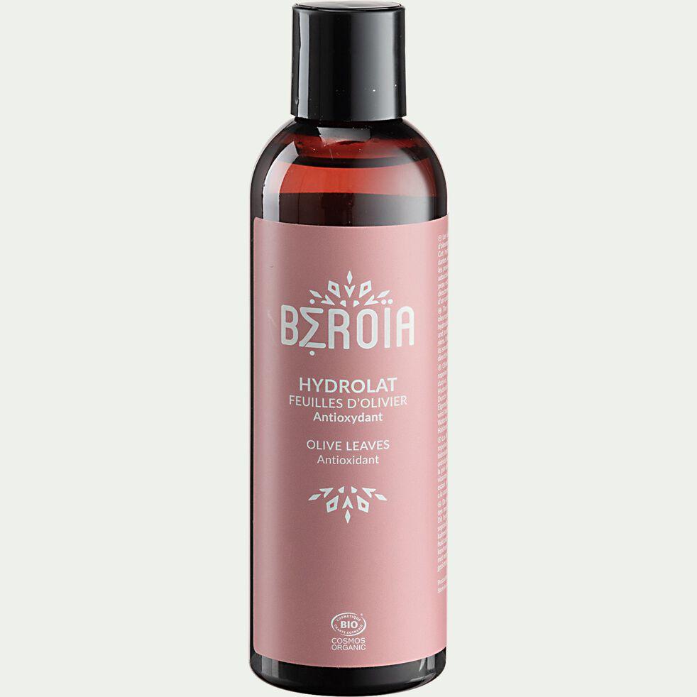 Hydrolat feuille d'olivier anti oxydant - 200ml rose-Mina