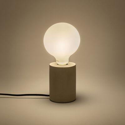 Ampoule LED à filament globe culot E27 - blanc neutre - diamètre 12,5cm-STANDARD