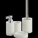 Distributeur de savon blanc ventoux-LOUBET