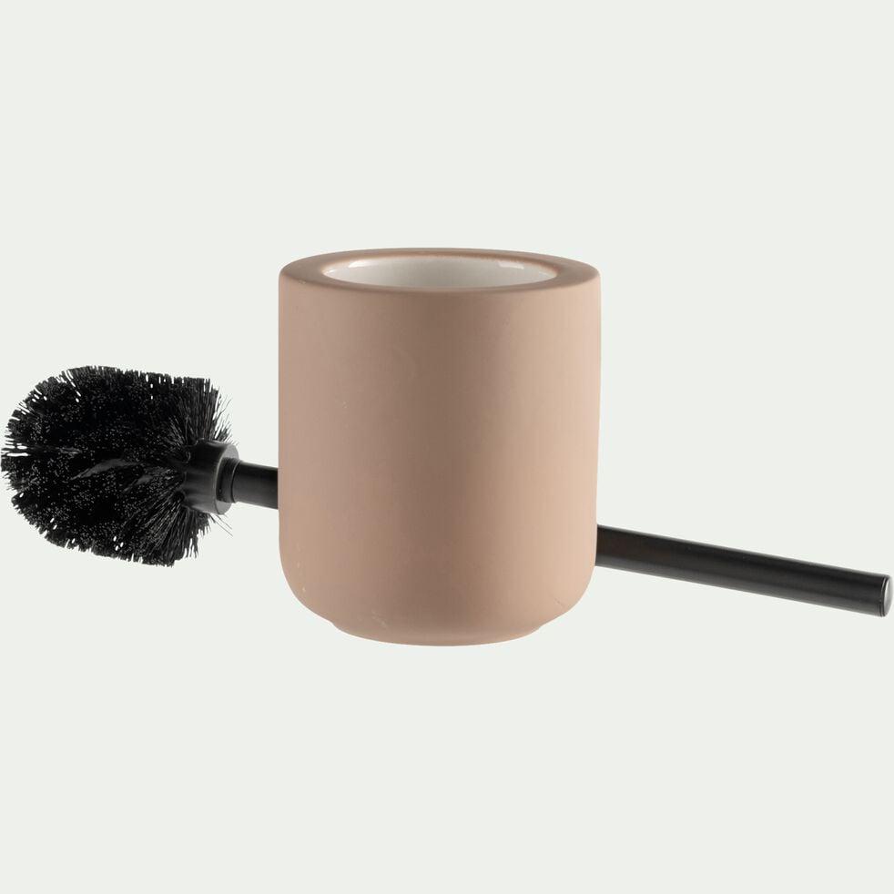 Brosse wc - rose-CISTE