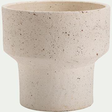 Pot en terre cuite - H25xD28cm beige-PILA